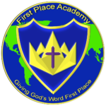 first place academy logo